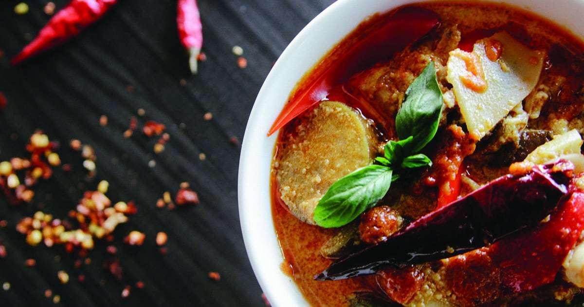 เมนูอาหารไทยร่วมสมัย, เมนูอาหารไทยง่ายๆ