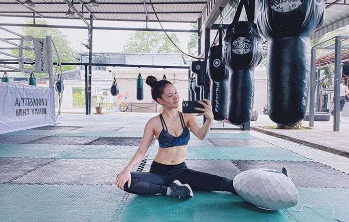 ดาราออกกำลังกาย, IG ดาราออกกำลังกาย