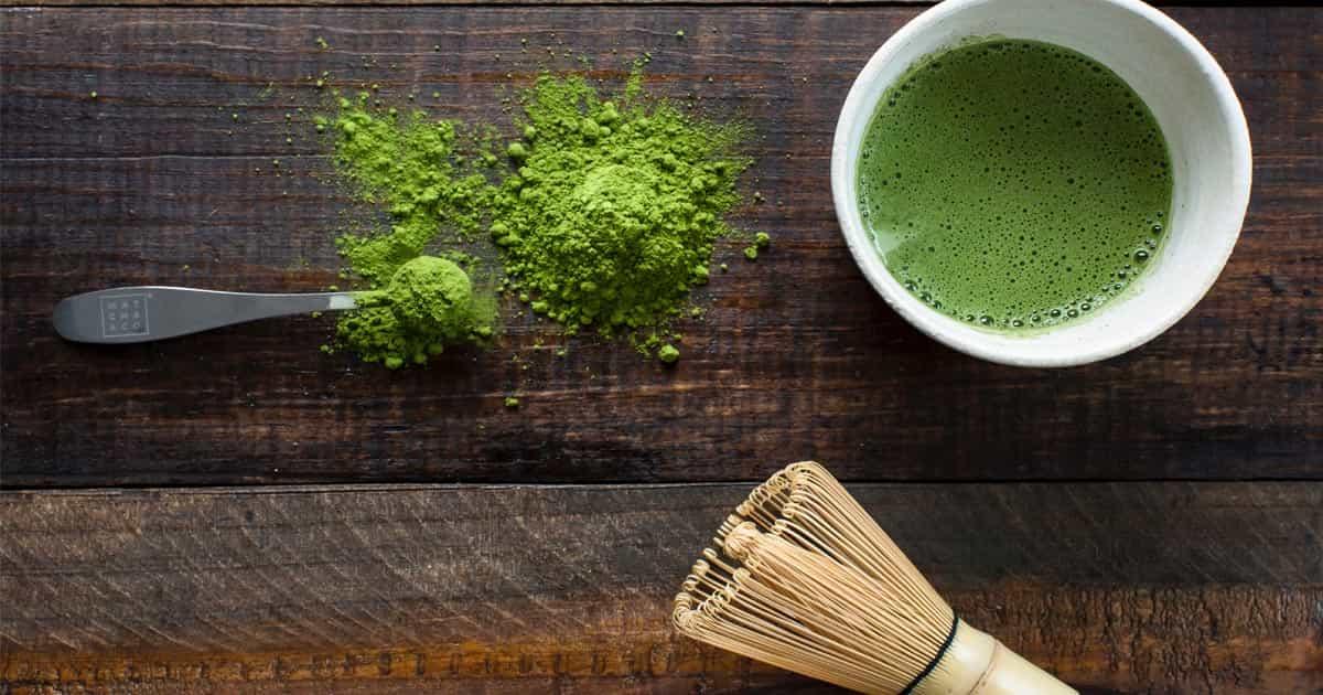 เมนูชาเขียว, ชาเขียวมะนาวโซดา