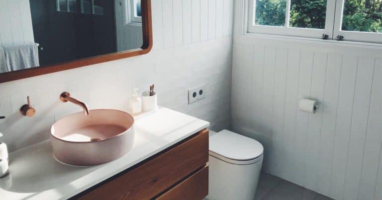 ไอเดียแต่งห้องน้ำสวยๆ,ตกแต่งห้องน้ำขนาดเล็ก