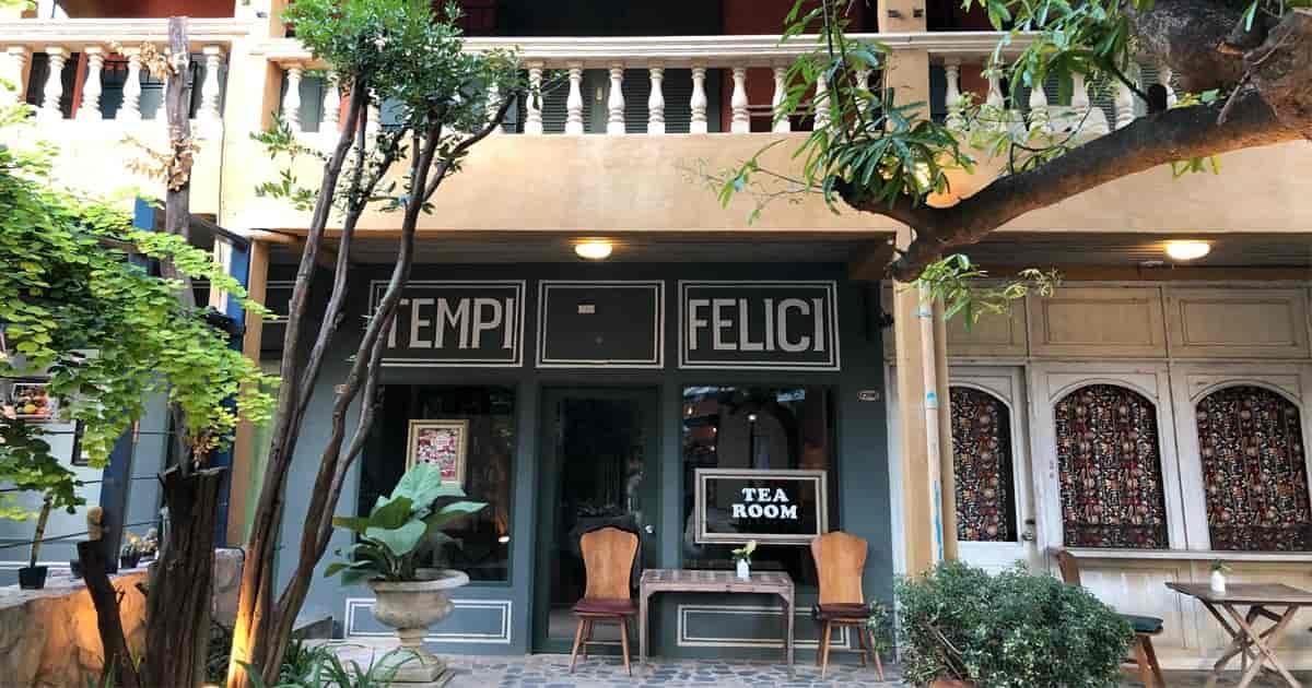 คาเฟ่ในสวนกทม, cafe กรุงเทพ