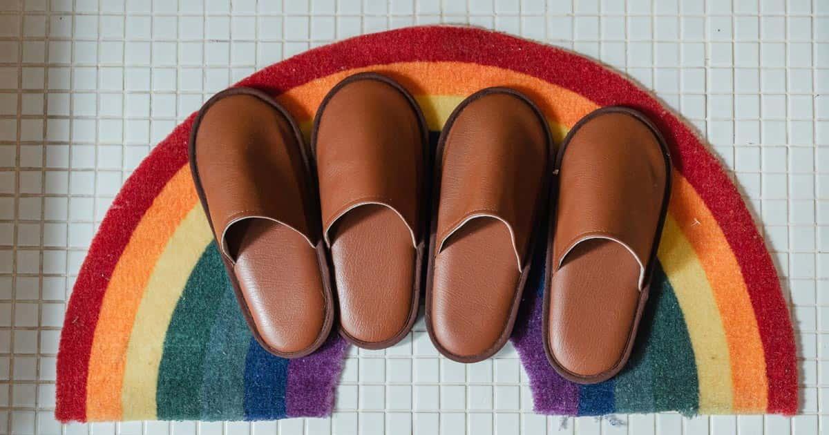 รองเท้าแตะใส่ในบ้าน, รองเท้าใส่ในบ้านเพื่อสุขภาพ
