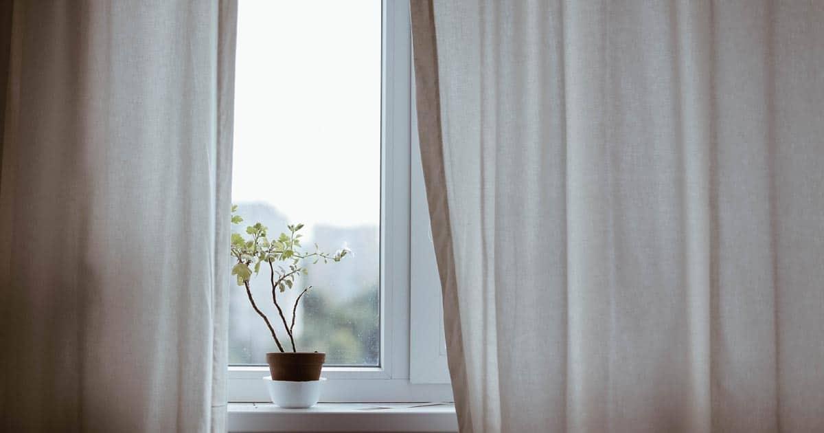 วิธีเย็บผ้าม่านแบบง่ายๆ, ผ้าม่านหน้าต่างสวยๆ
