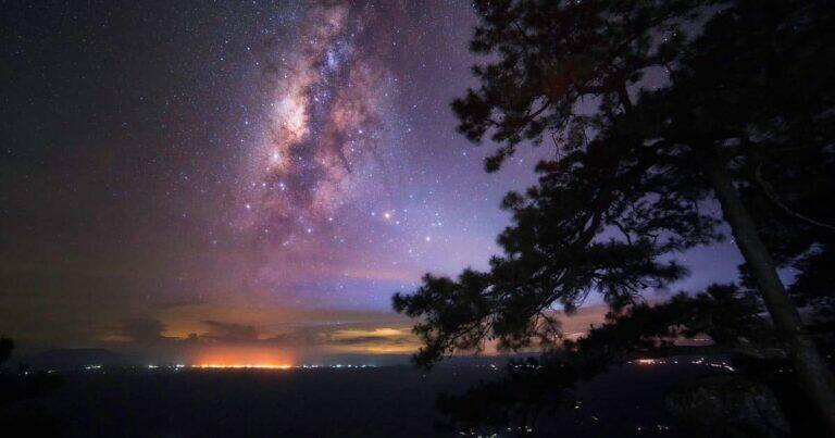 สถานที่ดูดาว, นอนดูดาว