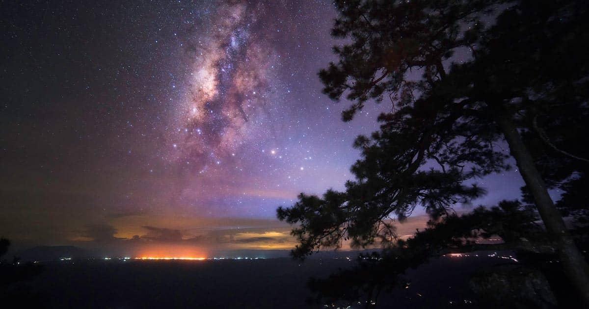 7 สถานที่ดูดาว ที่ว้าวที่สุดในประเทศไทย 2020