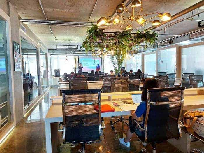 Co Working Space อโศก, Co Working Space คือ