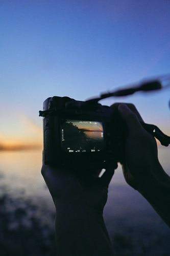 ถ่ายรูปให้สวย