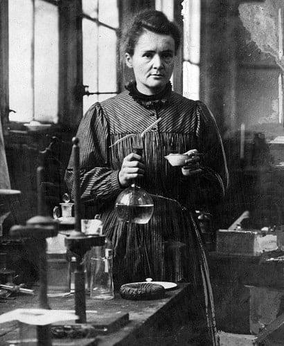 นักวิทยาศาสตร์รางวัลโนเบล, Marie Curie คือ