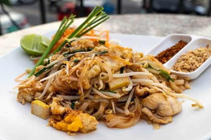 เมนูอาหารไทยยอดนิยม, คำศัพท์อาหาร