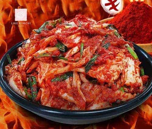 ร้านอาหารเกาหลีกรุงเทพ, อาหารเกาหลีกรุงเทพ