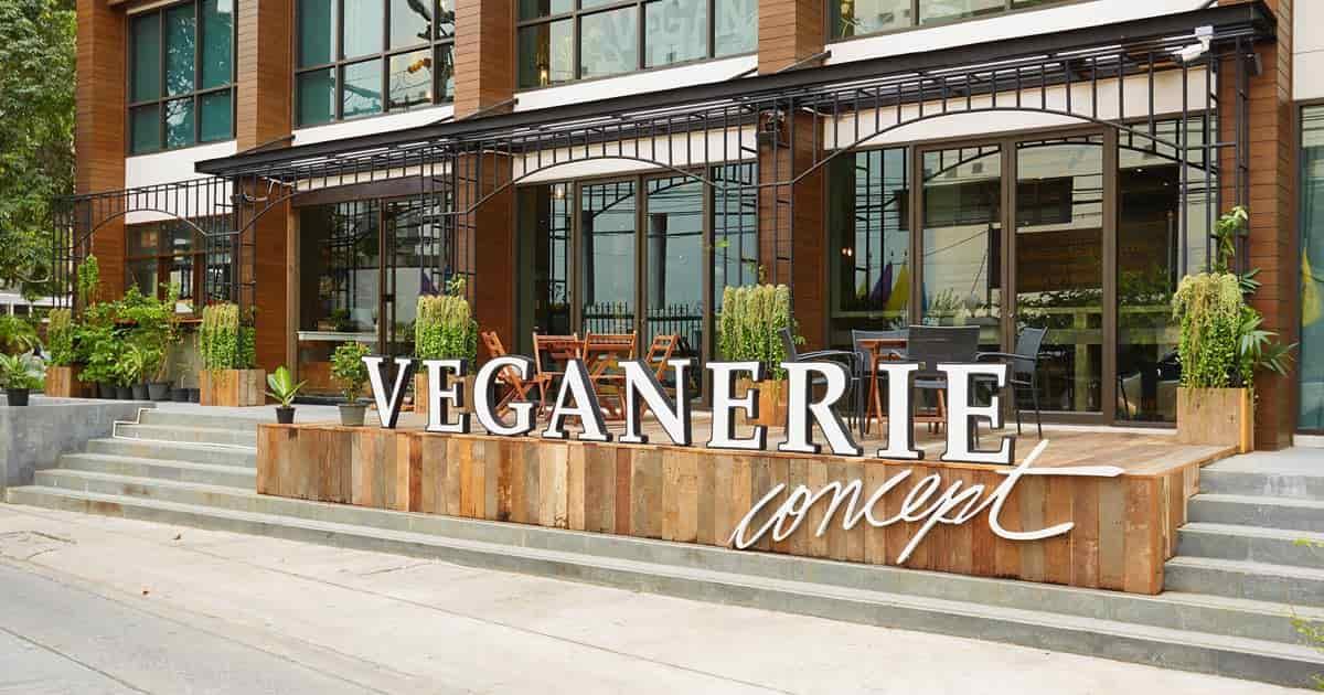 ร้านมังสวิรัติ, ร้านอาหาร vegan