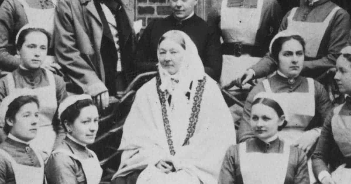 Florence Nightingale ผู้ยกระดับ วิชาชีพพยาบาล ให้ดียิ่งขึ้น
