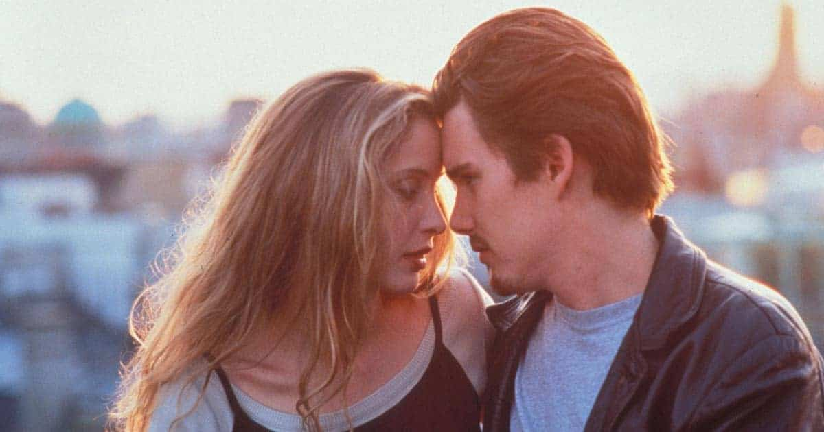 หนังฝรั่งเกี่ยวกับความรัก, ดูหนังโรแมนติก