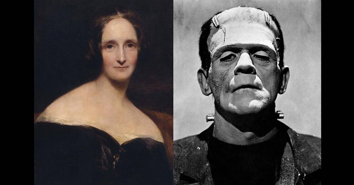 Frankenstein คือ, แฟรงเกนสไตน์ หนังสือ