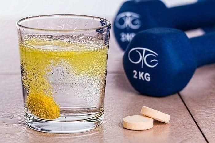 อาหารเสริมบำรุงร่างกายและสมอง, อาหารเสริมบำรุงร่างกาย