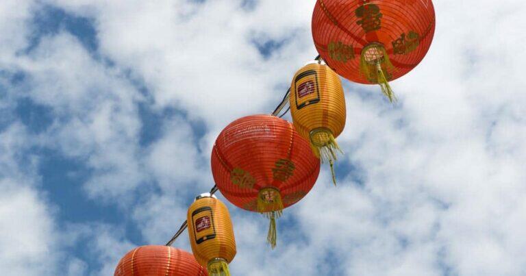 วันตรุษจีนวันที่เท่าไหร่, ของตกแต่งตรุษจีน