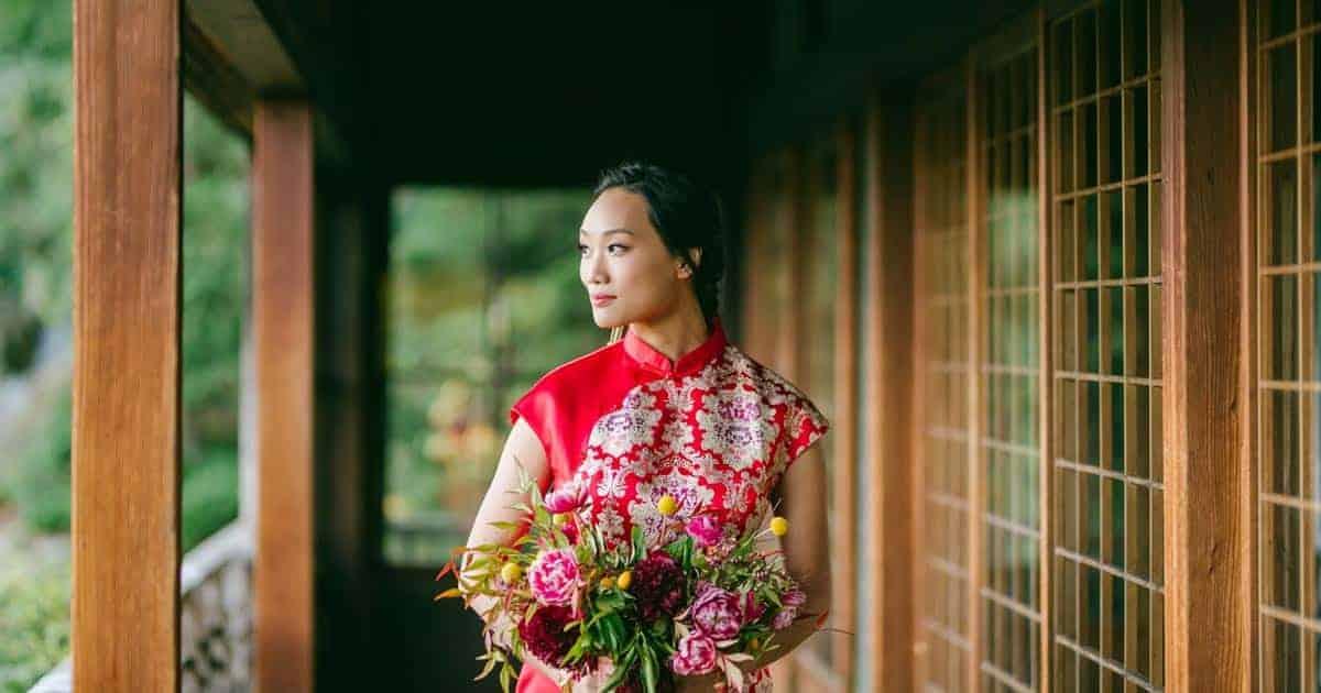 7 แบบชุดกี่เพ้าทันสมัย สวยแบบมีสไตล์ ใส่รับมงคลวันตรุษจีน