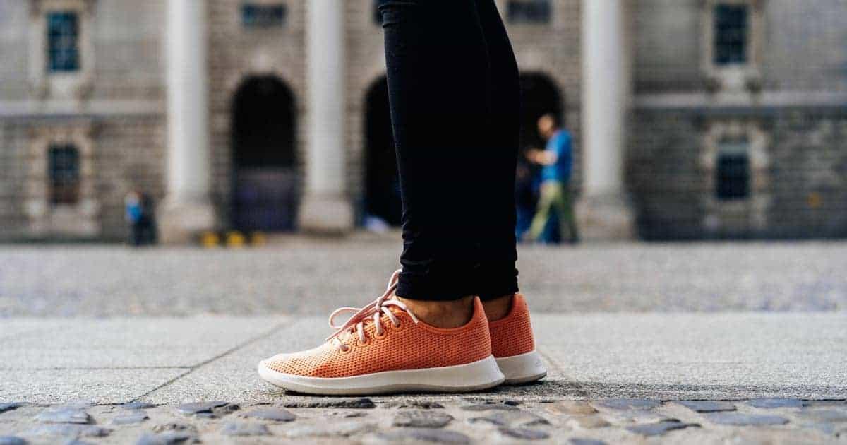 ตารางวัดไซส์รองเท้า, เทียบไซส์รองเท้าผู้หญิง